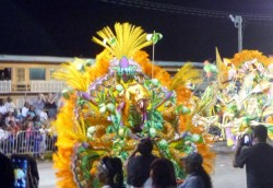 Grand Bahama Junkanoo costume