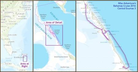 Bahamas 2016 Cruise - Central Exumas 3