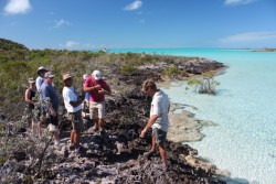 Our hike on Pipe Cay