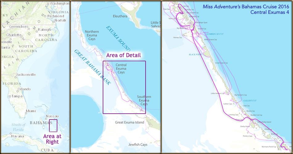 Bahamas 2016 Cruise - Central Exumas 4
