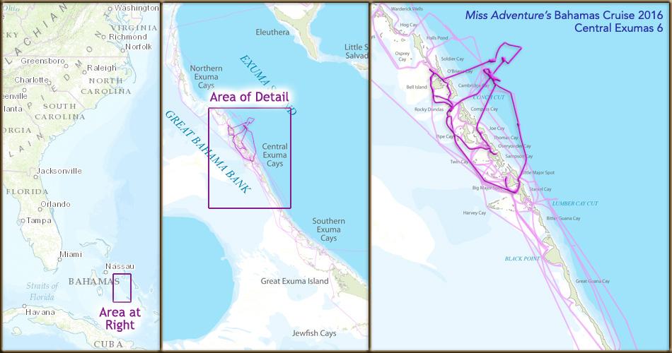 Bahamas 2016 Cruise - Central Exumas 6