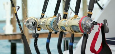 "More fishing gear on ""Triple Threat"""