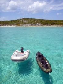 Faithful dinghy and kayak
