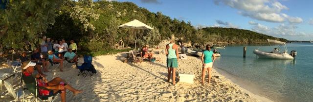 Pirate Beach, Big Major Spot