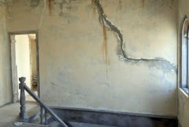 Inside the abandoned European estate