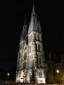 A church in Chalons