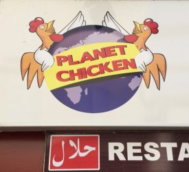 Planet Chicken (Halal Restaurant)