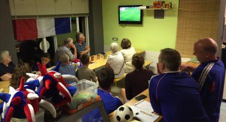 Eurocup France vs. Germany game