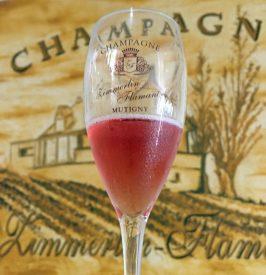 Z-F's delicious 1er Cru rosé