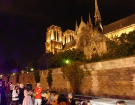 Passing Notre Dame