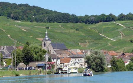Cumières, just west of Mareuil-sur-Ay