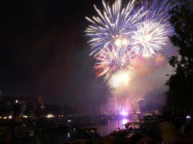 Verdun fireworks