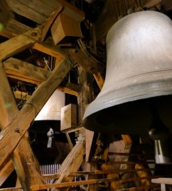 Bells in the south tower