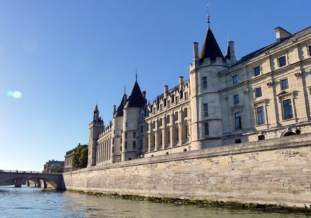 The Conciergerie in Paris