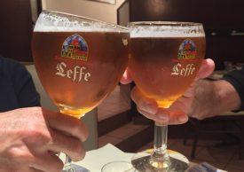 Yummy Belgian beer