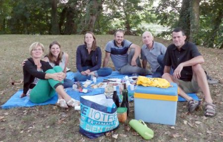 Picnic with our very good friends