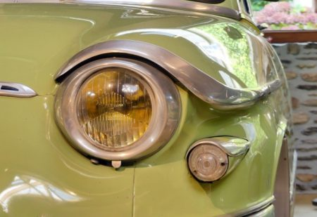 A Panhard PL17 from the 1960's