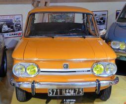 A late '60's NSU 1200 TT