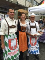 Me, HT, and Dad at Oktoberfest